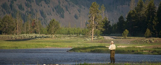 Safety First- Fly Fishing Remote Central Nevada – By R. Lewis – Nye County Fly Fishers