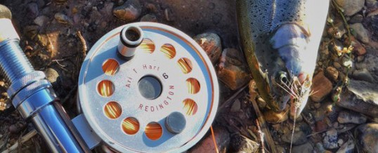 Part #2 of Three- Gear Series! Rod, Reel & Line Choices for Fly Fishing Central Nevada